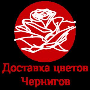 Доставка цветов Чернигов лого